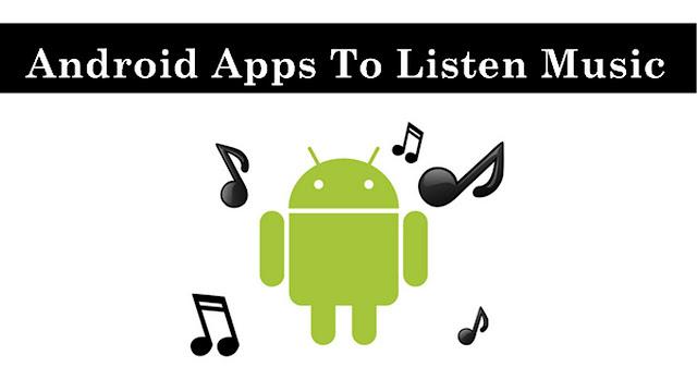 أفضل 10 تطبيقات أندرويد للاستماع للموسيقى