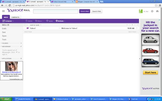 Download My Yahoo Mail Got Hacked free - thinletitbit