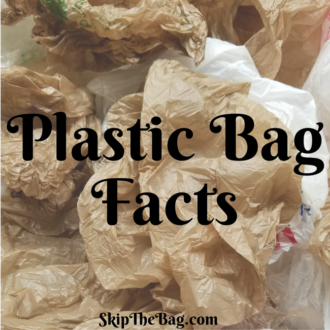 Plastic Bag Facts There