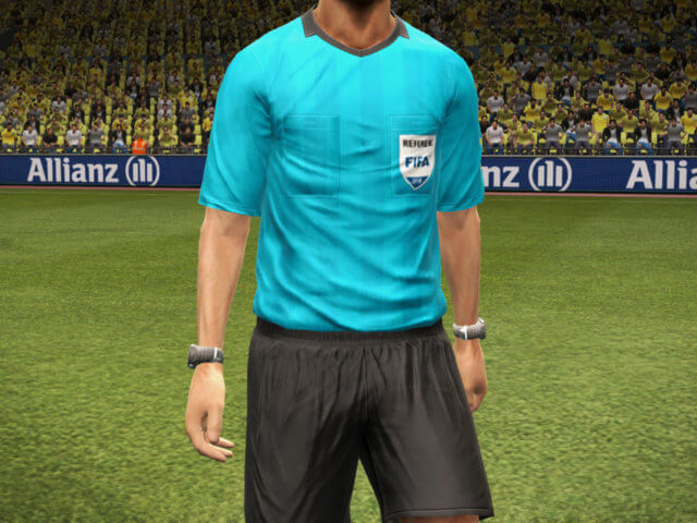 Adidas Referee World Cup 2018 Kit PES 2013
