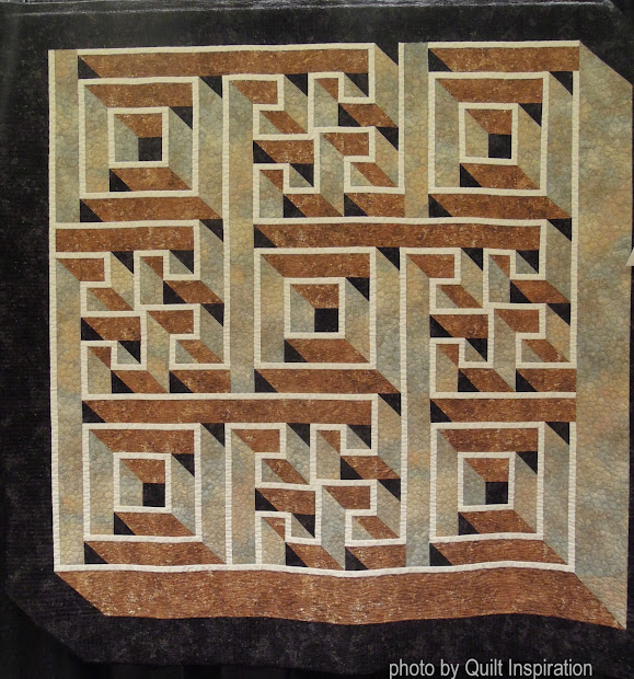 Labyrinth Patterns Vtwctr Custom Labyrinth Walk Quilt Pattern Free