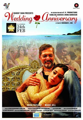 Wedding Anniversary (2017) Hindi Desi pDVDRip x264 600MB