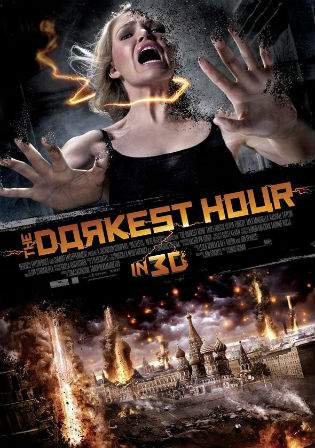 The Darkest Hour 2011 BRRip Hindi 720p Dual Audio 700Mb ESub Download