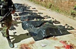 falsos positivos asesinatos civiles ejercito colombia gobierno uribe blog