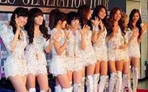 5 Wanita K-Pop Paling Seksi Versi Marie Claire