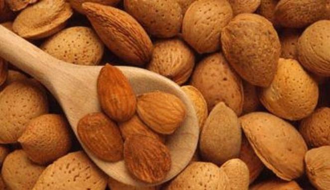 16 Khasiat Kacang Almond untuk Kesehatan