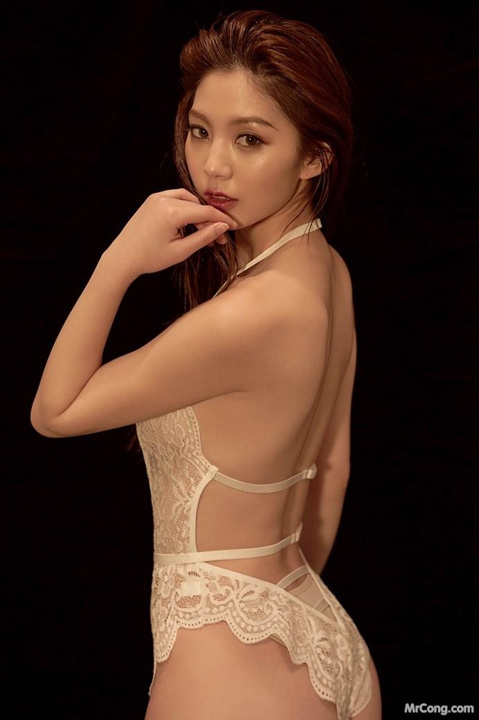 Image Korean-Model-Lee-Chae-Eun-012018-MrCong.com-015 in post Người đẹp Lee Chae Eun trong bộ ảnh nội y tháng 01/2018 (143 ảnh)