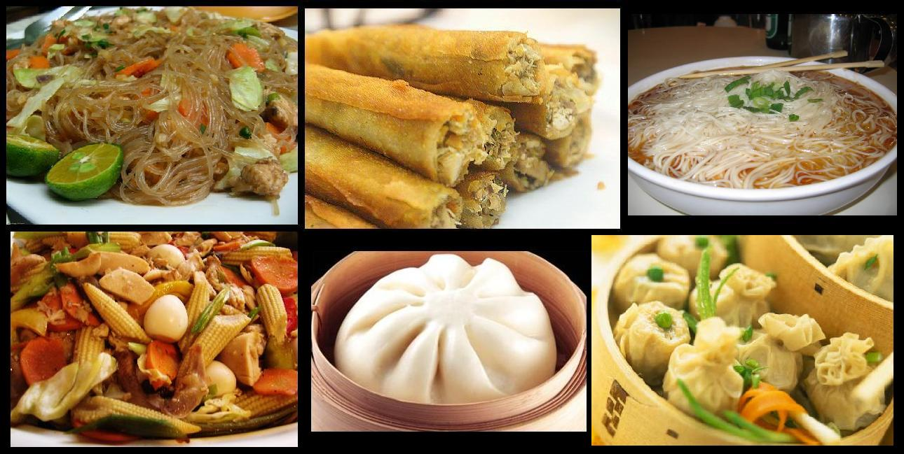 Chinese Food Influences In The Philippines