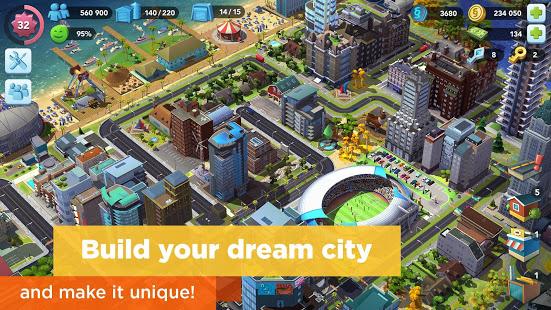 SimCity BuildIt Mod Apk Android