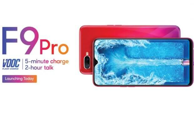 Oppo F9 Pro Features And Specification