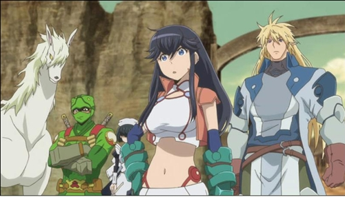Anime Dengan Unsur Game Yang Wajib Kalian Tonton