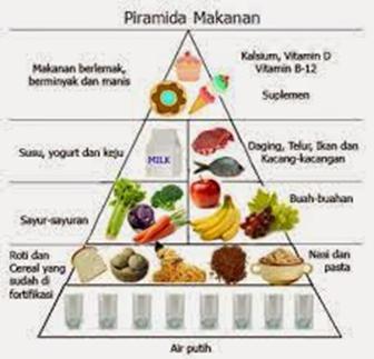 Tips Cara Pola Makan Sehat