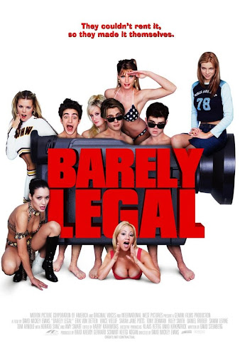 Barely Legal DVDRip Latino