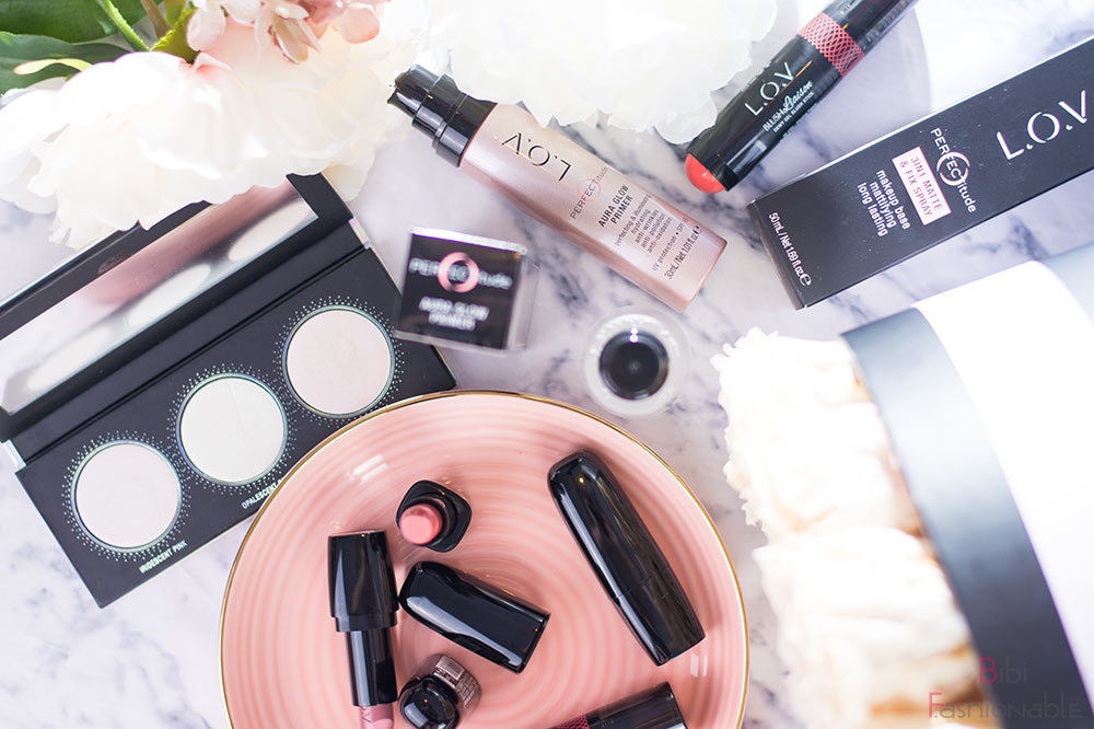 Highlights LOV Cosmetics Neuheiten Flatlay
