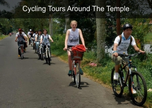 Cycling Tours Around The Temple