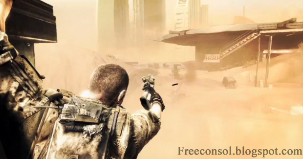 PC GAME Spec Ops: The Line Black Box Full Version ~ VISTERDL - Easy