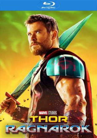 Thor Ragnarok 2017 BluRay 900MB English 720p ESub Watch Online Full Movie Download bolly4u