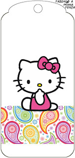 hello kitty party: free party printables, images and papers. - oh my fiesta in english