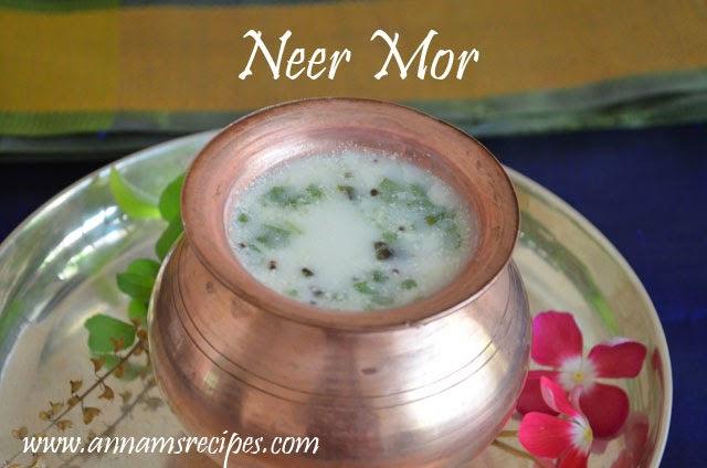 Neer Mor / Spicy Butter Milk