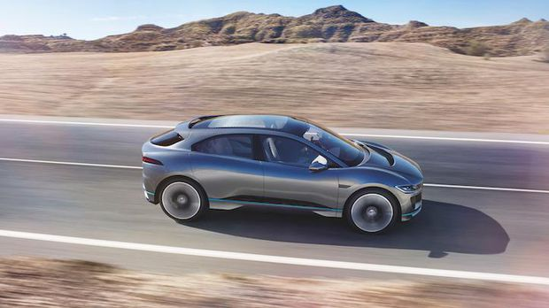 Jaguar Land Rover Want to Make Electric Cars