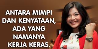 Kata-Kata Motivasi Merry Riana