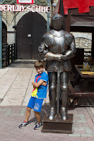 cavalieri a Gardaland