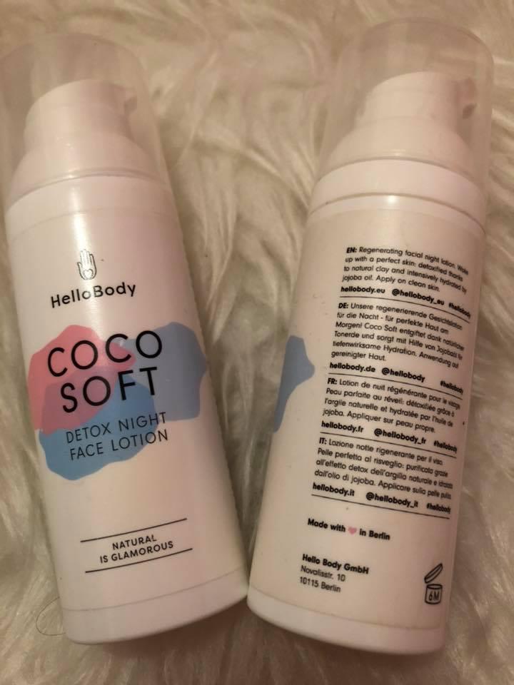 b626c95bb12bc Et j'ai eu la chance de recevoir à ma grand surprise le Coco Wow, le petit  dernier chez Hello Body ! Le Coco Wow contient de l'argile rose et du  kaolin qui ...