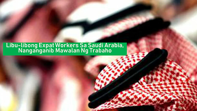 "More overseas Filipino workers (OFWs) and other foreign workers in the Kingdom of Saudi Arabia (KSA) is now in the brink of losing their jobs as the Saudi government intensifies saudization.      The Philippine Overseas Employment Administration (POEA), in a new statement, said the Saudi government announced that they will no longer issue renewals of residency permits for foreigners in 35 professions.    The new Saudi policy will also lead to the termination of employment and deportation of foreigner workers with age 35 to 54 in the said categories.        Ads  More overseas Filipino workers (OFWs) and other expatriates in the Kingdom of Saudi Arabia (KSA) looms as the Saudi government intensifies the nationalization of its workforce.  In a news statement, the Philippine Overseas Employment Administration (POEA) said the Saudi government announced it would stop the renewal of residency permits for foreigners in 35 professions.  The new Saudi policy will also lead to the termination of employment and deportation of foreigners aged between 35 to 54 in the said categories.  ""The move will give the opportunity for young Saudi graduates to work in the Kingdom and end the prevailing unemployment crisis,"" POEA said.  The new Saudi policy will cover the following jobs:   purchasing officer;   dealer of auto shows;   information recorder;   central commissar;   housing supervisor;   secretary;   customer accountant;   a debt collector;   written functions;   tour guide;   pharmacist;   assistant pharmacist;   medical secretary;   financial references;   administrative clerk;   and related jobs.  storekeeper;   prospecting;  support staff;   human-resources officer;   personnel manager;   receptionists;   employees in employees units;   treasurer;  references to government departments;   security guard;   administrative manager;   librarian;   training manager;   purchasing manager;   bookseller;   mail dispenser;   and administrative assistant.    Ads      (Skip to 15:29 for the related news)    Sponsored Links   Since 2017, the Saudi government has been trying to put a limit on its dependency to expat workers.    Based on data collected by the POEA, the deployment of OFWs in KSA has been decreasing since 2016. From 460,121 workers, it dived to 433,567 in 2017. In 2018, there were 178,990 new OFWs deployed in Saudi Arabia.    The Department of Labor And Employment and OWWA assures that they will give livelihood assistance to the affected OFWs."