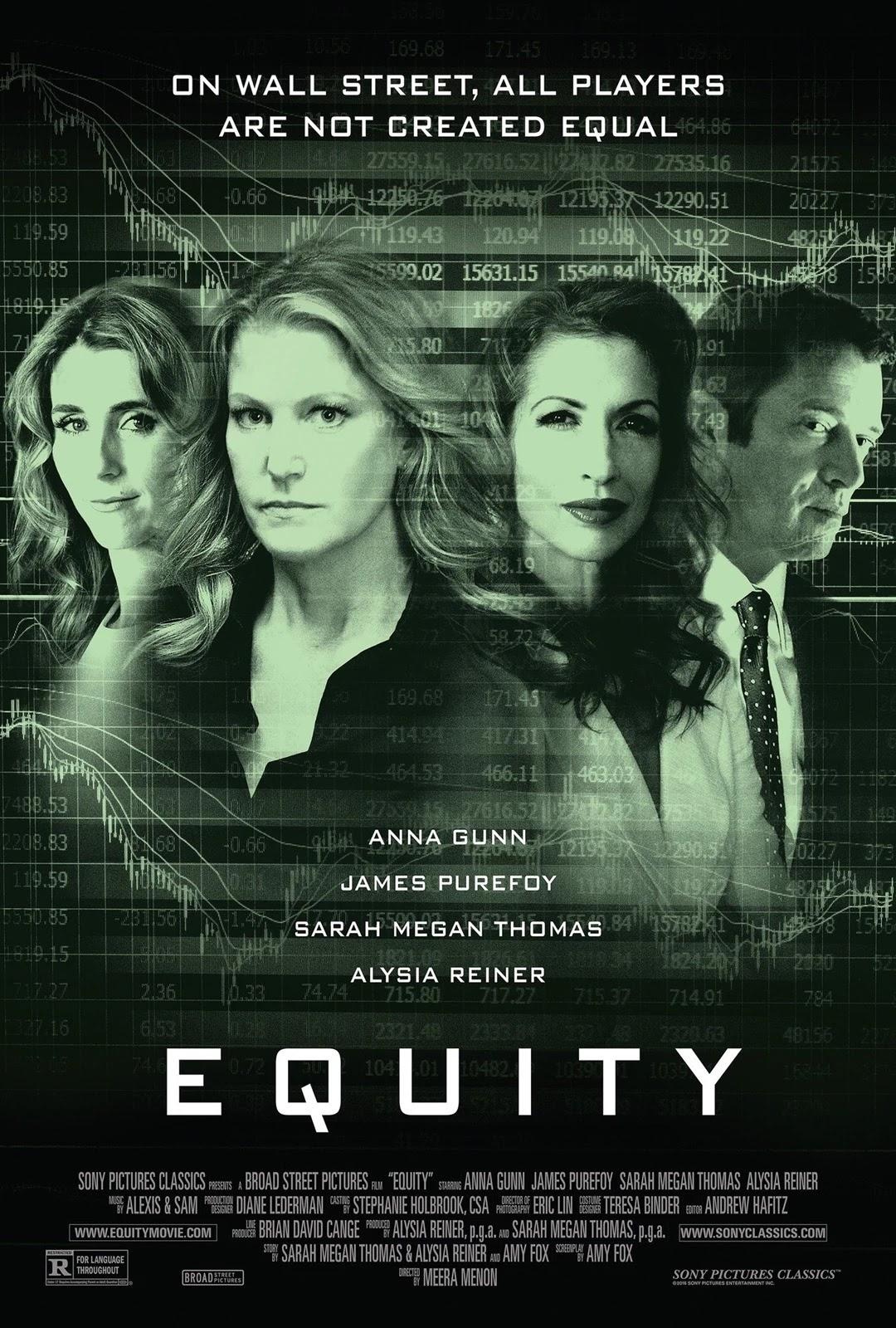 Equity,華爾街女王,權益,公正裁決