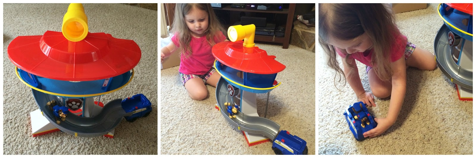 paw patrol lookout playset at play #toyreview #gotitfree