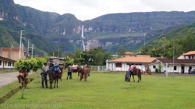Cocachimba, Gocta, salto, catarata, vista, cascado, ticket, caballos, renta, transporte alquiler
