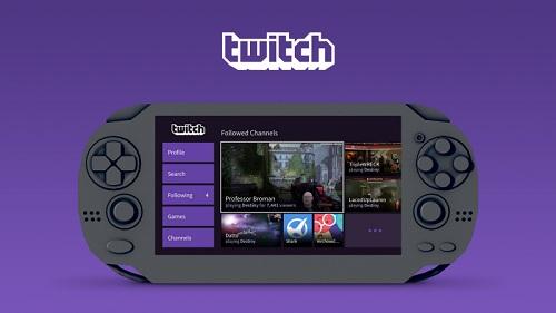 Stream game Twitch