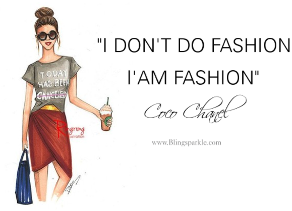 60 Best Quotes About Fashion And Style To Empower You Amazing