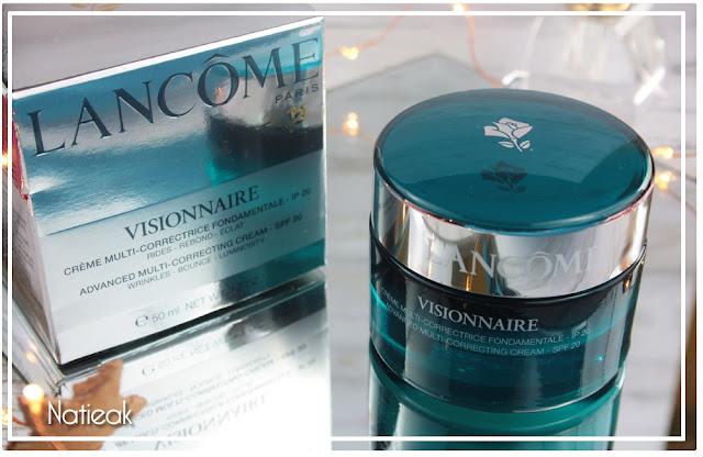 Visionnaire, crème multi-correctrice fondamentale de Lancôme