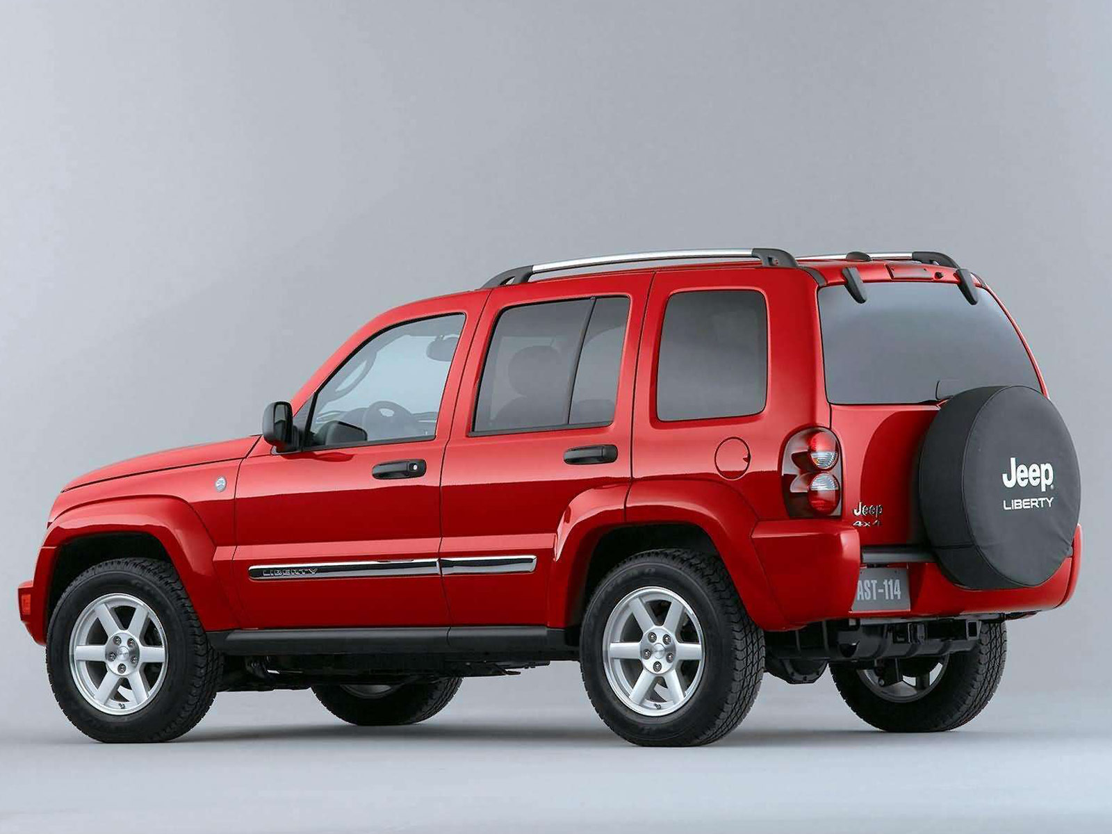 2005 Jeep Liberty Crd Limited