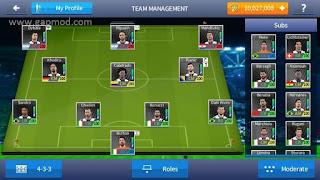Download DLS Mod Juventus v4.10 by Damar Apk + Data Obb