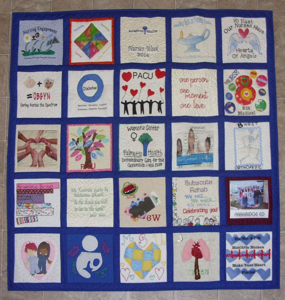 Elizabeth S Quilt Projects 2015 Finishes