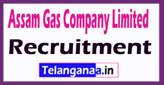Assam Gas Company Limited Recruitment