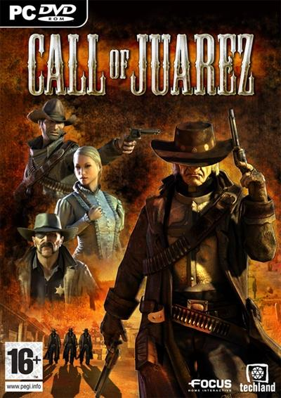 Call of Juarez PC Full Español Descargar DVD5
