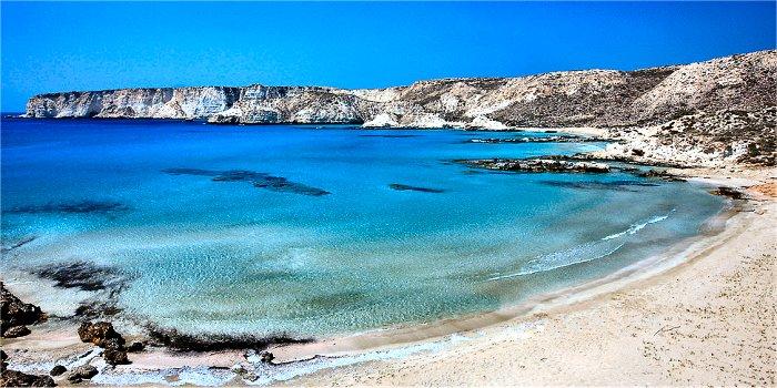 Koufonisi, Creta, Grecia