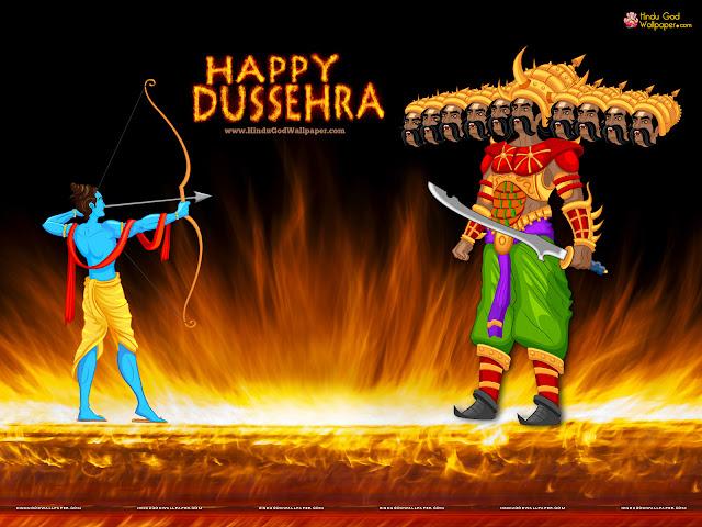 happy dussehra images 2016