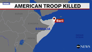Navy SEAL killed in Somalia identified as a 38-year-old from Maine