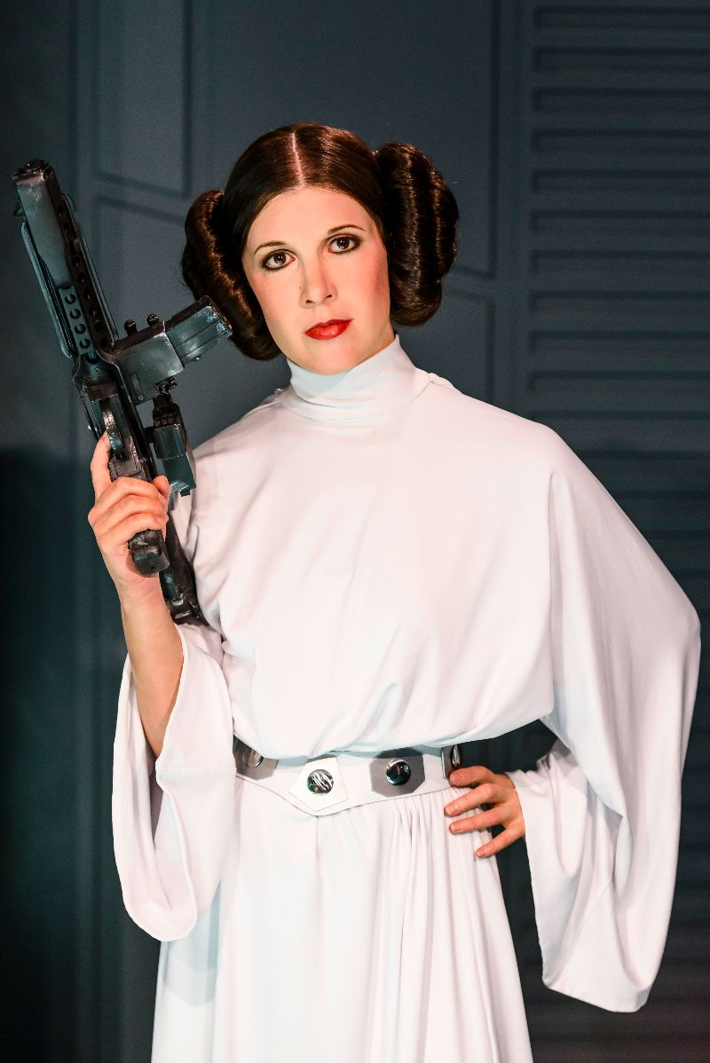 Actress Carrie Fisher, Beloved as Princess Leia in 'Star ...Old Princess Leia