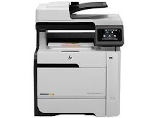 Image HP LaserJet Pro M475dn Printer