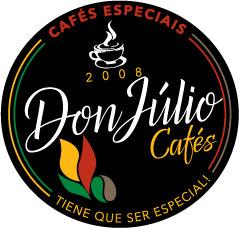 Criação de Logotipo para marca de Café