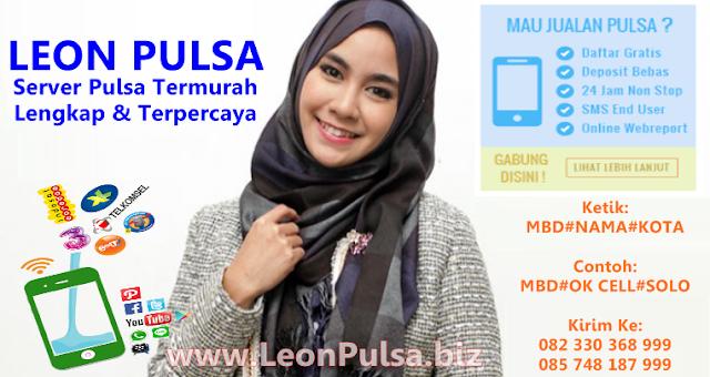 LeonPulsa.biz Adalah Web Resmi Server Leon Pulsa Murah CV Jasa Payment Solution