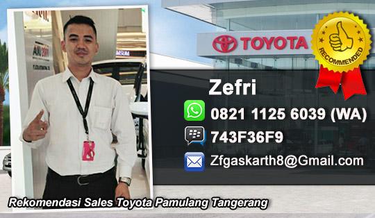Toyota Pamulang Tangerang