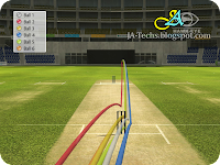 Brian Lara International Cricket 2007 Gameplay 2