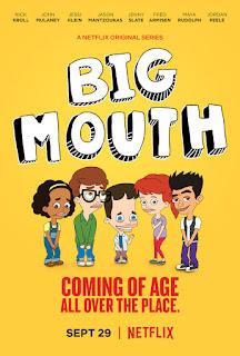 Anuncio de Big Mouth