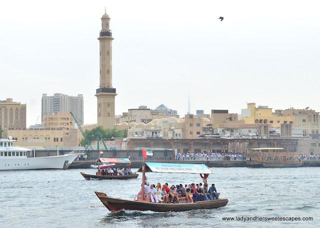 Abra Ride from Deira to Bur Dubai